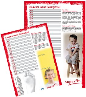 Superfit Kinderschuhe Shop   Füße messen & WMS